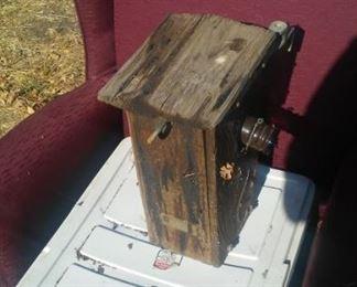 Brookfield; Whithall Tatum; McLaughlin; Hemingray; Maydwell; Santa Ana Insulator Collection; GE Rare Birdhouse Fuse Box
