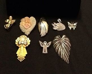 Angels and Wings Pins