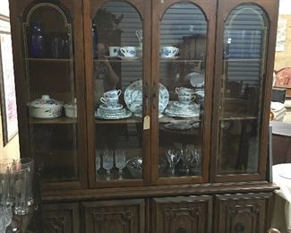 China Cabinet $200.00 What a steal!!