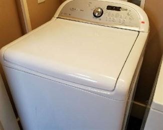 Washer ($300) and Dryer ($250) buy both for a much better deal. They work and have been used up to the past weeend