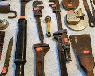 You want old tools we have them!