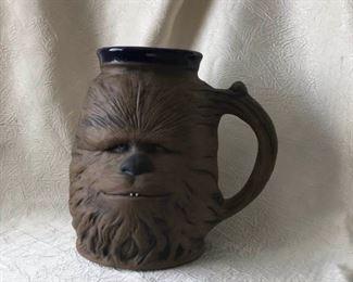 006 Star Wars 1977 Chewbacca Mug