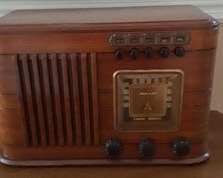 Crossley  Radio.