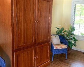 TV enterainment cabinet