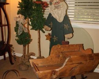Some darling Christmas decor
