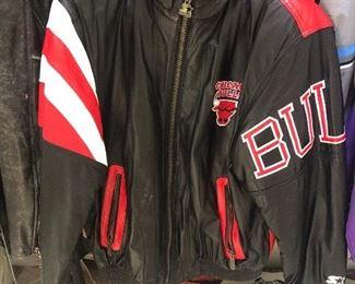 bulls coat