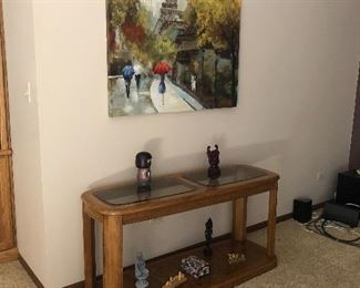 sofa table painting