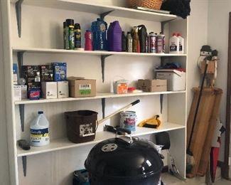 misc garage chemicals