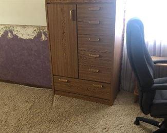 chifferobe dresser