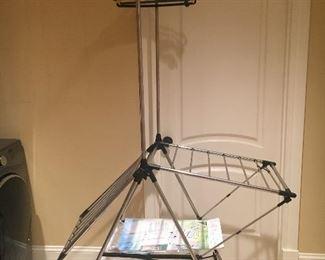 Useful drying rack