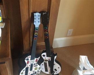 Gaming guitars