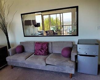 Gorgeous Gray Sofa