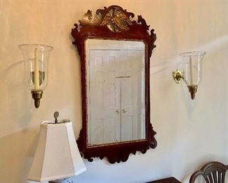 Chippendale mirror