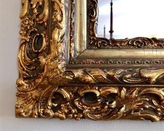 Detail of frame