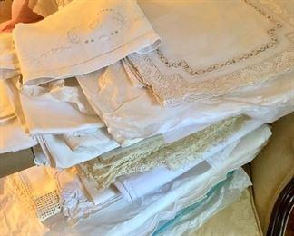 Loads of linens