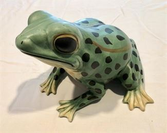 Made in Italy frog