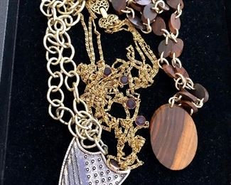 Vintage necklaces
