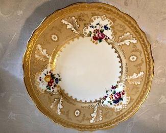 Tiffany and Co Cauldron set of plates