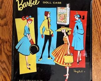 Barbie dolls and Barbie doll clothing