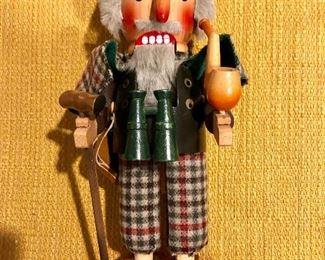 Vintage Steinbach Sherlock Holmes nutcracker