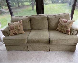 Nice comfy sleeper sofa