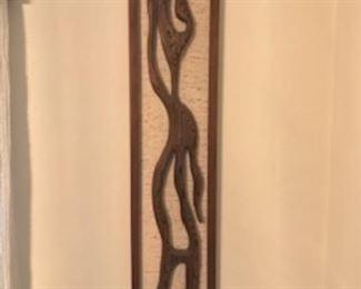 Mid-Century Framed Art