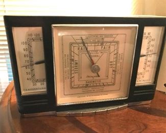 Airquide Barometer