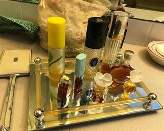 Vanity items