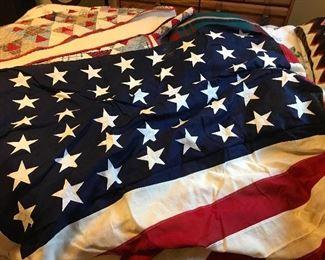 48 star military flag