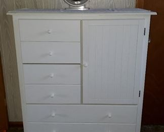 Tall Dresser Gently Used