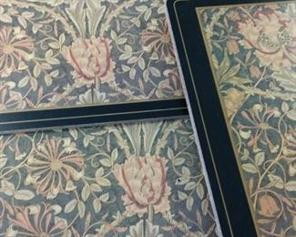 tbs Pimpernel William Morris placemats