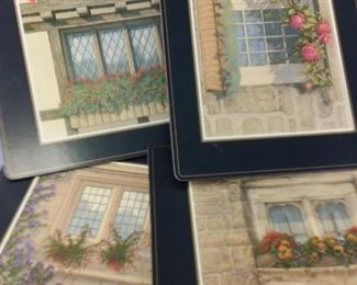 tbs Pimpernel large English window boxes placemats