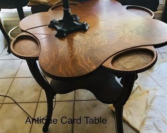 estate sale table