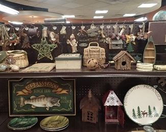 Up North Decor and Ornaments