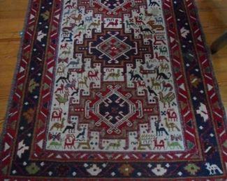 Genuine Persian Wool Runner