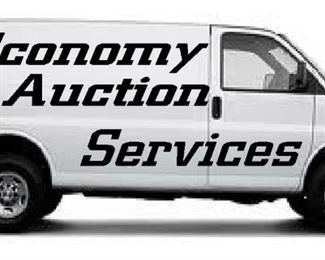 ECONOMY ESTATE SALES AND AUCTIONS TRUCK
