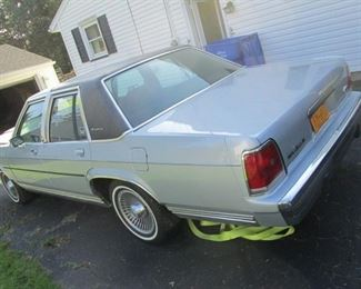 1991 FORD CROWN VICTORIA LX SHOWROOM CONDITION
