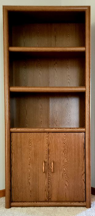 Bookcase cabinet base