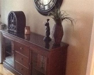 Entry Table/Bookcase
