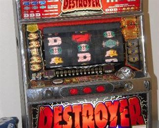 Yamasa brand slot machine