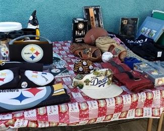 Steelers  sports memorabilia