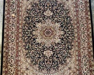 "Kenneth Mink ""Princeton"".  4 x 5.3 carpet"