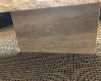 Granite coffee table pedestal.