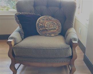 Sherrill High back chair