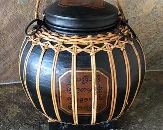 Middle Eastern basket