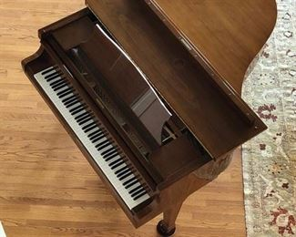 K. Kawai Piano--tuned in the last 12 months by a concert pianist