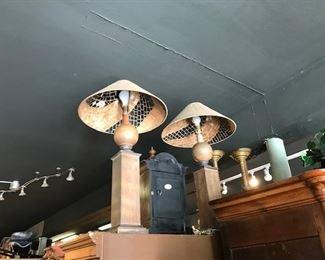 Horchow lamps