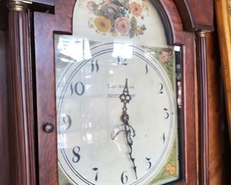 Thomas Hallum clock