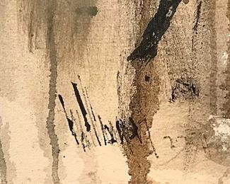 Gino Hollander signature