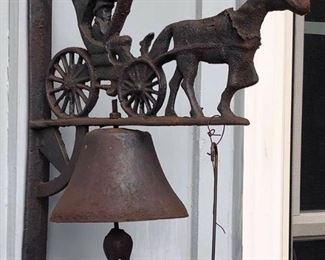 Cast Iron Amish Bell